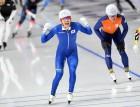 이승훈, '2018 평창동계올림픽' 남자 매스스타트 金..아시아 최초·최대 메달