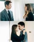 '손 꼭 잡고' 윤상현-유인영, 입맞춤 직전 아찔 투샷 공개..관심 증폭