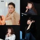 '라이브Live' 정유미, 화보 비하인드 공개..다채로운 매력 가득 발산