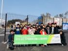 대전복지관,평창동계올림픽 컬링경기 관람