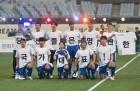 """[스토리뉴스] 한겨울 따뜻했던 홍명보 자선축구...'비리 VIP'의 격려는 """"글쎄"""""""
