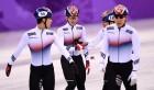 [평창올림픽]오늘(22일)의 올림픽…남자 쇼트트랙 5000m 계주 메달 사냥
