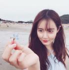 이경규 딸 이예림, 미묘하게 달라진 비주얼 '예뻐'