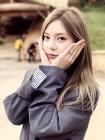 나인뮤지스 소진, 웹드라마 '도깨비불' 촬영장서 '단호박 큐트'매력 과시