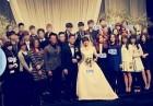 선예, 결혼식 사진 '원더걸스' 7人 다모였다 '최초 유부녀 아이돌'