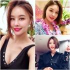 '품절녀' 박은지, '청초X시크X섹시' 근황공개
