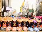 """""""법외노조 철회, 성과급 폐지"""" 전교조, 연가투쟁-전국교사대회 개최"""