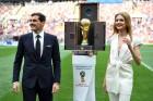 2018 러시아 월드컵 개막식, FIFA 월드컵 트로피 공개
