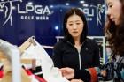 LPGA 골프웨어, 여자프로골퍼 '제니퍼송' 신제품 제작에 참여