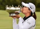 고진영, LPGA 데뷔전서 우승