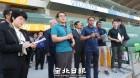 전주월드컵경기장 찾은 AFC 실사단