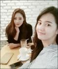 남보라·신수지, 봉사로 맺은 특별한 우정
