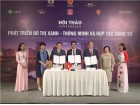 건설연, 베트남에 한국형 스마트시티 건설기술 진출 앞장선다