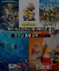 '인크레더블' 한 기록 경신 역대 애니메이션 흥행 순위 TOP 5