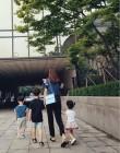 """소유진, 미술관 나들이 근황 공개 """"나 쌩얼인데...""""...'폭소'"""