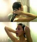 차예련, 과감한 19금 샤워하는 모습 공개에...'남심올킬'