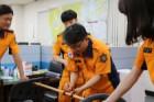 경기 일산소방서, 재난안전관리본부 재난대응정책관 현장체험 실시