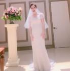 홍수현, 마이크로닷이 반할만한 드레스 자태 '당장 결혼해도 되겠어'