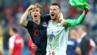 크로아티아 8강 진출! 크로아티아 VS 덴마크 승부차기 끝에 크로아티아가 승리