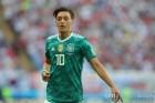 독일 미드필더 외질, 논란 끝에 대표팀 은퇴 선언