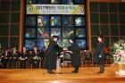 목원대 2017학년도 학위수여식 거행