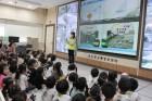 대전국토청, 유치원생 대상 교통안전 교육 실시