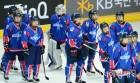 女 아이스하키 단일팀, 스위스에 0-2 패…7·8위 결정전으로