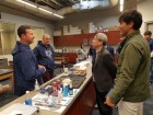 KBO 정운찬 총재, 애리조나 캠프에서 경기 스피드업 점검