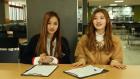 """크리샤 츄, 한국 급식 체험 """" 너무 맛있다…학교 다니고 싶어"""""""