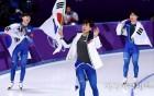 이승훈, 평창올림픽 폐막식서 태극기 든다