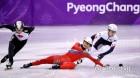 [평창올림픽 결산]'와일드카드' 북한, 세계와의 격차 절감