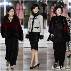 [시크포토]박정수-박영선-김보미, '화려함 가득 품은 런웨이'