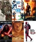 [일요일(14일) 영화 편성표] 스타워즈·마션·데드풀·나는 전설이다·토르·부산행, 취향저격 영화 LIST