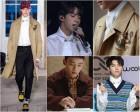 [스타 in 런웨이] 방탄소년단 엑소 인피니트 '애스콧 타이 셔츠', 버버리 애정돌