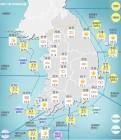 오늘21일 날씨, 전국 맑고 서울 낮 최고 24도…미세먼지·초미세먼지 농도 나쁨