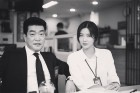 '크리미널 마인드' 이선빈, 손현주와 다정한 투샷…'시선 집중'