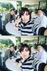 """[근황] 곽현화, 김용민-김준혁과 단체샷…""""야한 역사 이야기 한가득"""""""