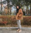 [근황] 박보람, 추운 날씨에도 돋보이는 미모…'시선 집중'