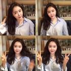 """'도시어부' 이경규 딸 이예림, 청순한 외모 과시 """"더 예뻐졌네요"""""""