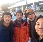 '나혼자산다' 기안84-이말년-김풍-주호민, 속초 나들이 사진 공개 '시선강탈'