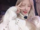 [근황] 이엑스아이디(EXID) 하니, 겨울요정 같은 셀카 공개 '시선강탈'