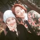 """기태영 아내 유진, 바다와 함께한 일상 공개 """"우정 영원히"""""""