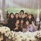 [근황] 강소라, 민효린 결혼식에서 '써니' 멤버들과 여전한 우정 인증