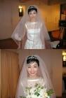 '불타는 청춘' 이연수, 과거 웨딩드레스 입은 사진 화제…'눈부신 미모'
