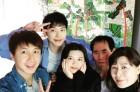 """'살림남2' 김승현, 최제우, 딸 김수빈과 함께한 가족사진 공개…""""아버지 건강하세요"""""""