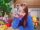 """[근황] 효린, 팬들 향한 매력적인 미소…""""사랑합니다 고객님"""""""