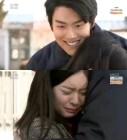 'TV소설 파도야 파도야' 조아영, 죽은 줄 알았던 박정욱과 재회‥눈물로 포옹