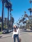"""[근황] 제시카, 이국적 풍경의 근황 공개 """"베레모 짱 귀여워요"""""""