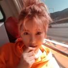 """'발칙한 동거' 솔비, 버스에서도 빛난 외모…""""뒷자리 클라스"""""""