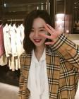 '서른이지만 열일곱' 캐스팅 신혜선, 세련美 듬뿍 일상 공개…'역시 핫한 여배우'